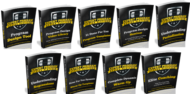 Fred Zoller's Expert Program Design Review-Free Download!!!