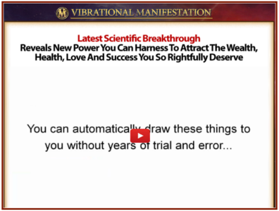 Vibrational-Manifestation-Review