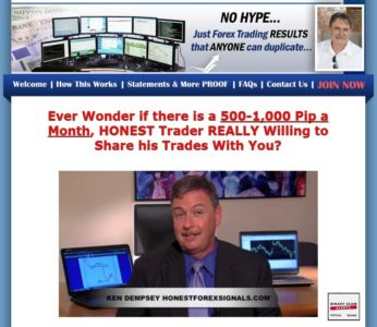 Honest forex trading signals