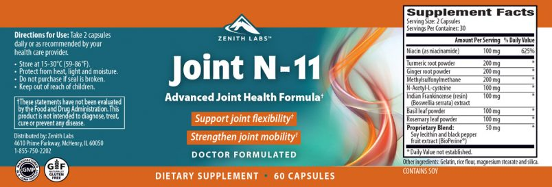 Zenith Joint N-11