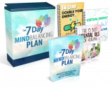 7 Day Mind Balancing Plan Review-Does Mark Williams Program Work?